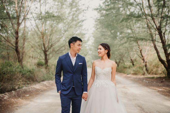 Prewedding Desmond & Joyce by Putri Bali Makeup - 035