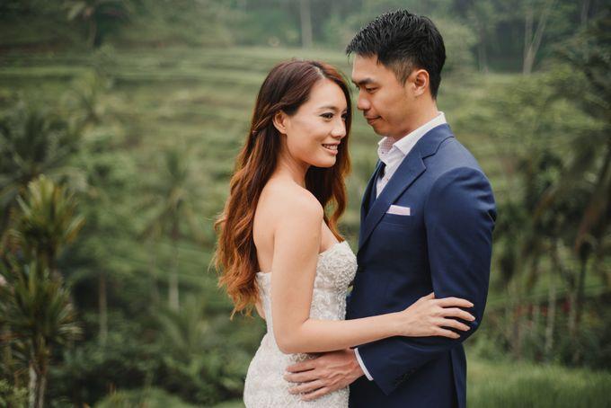 Prewedding Desmond & Joyce by Putri Bali Makeup - 005