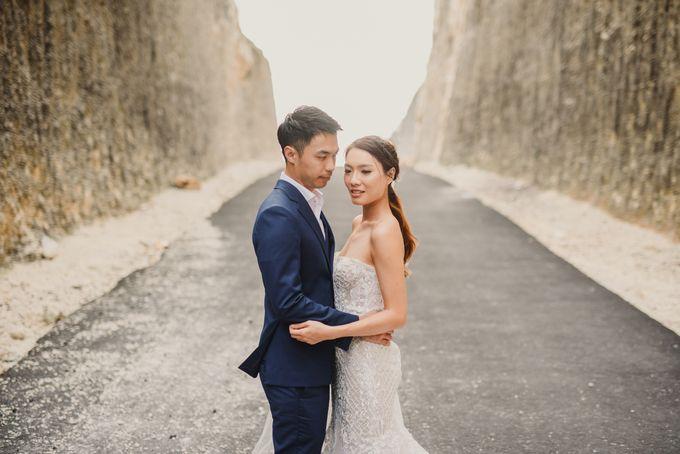 Prewedding Desmond & Joyce by Putri Bali Makeup - 037