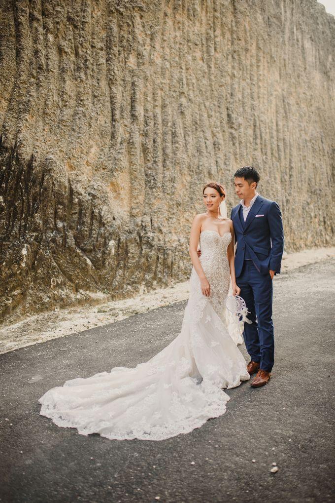 Prewedding Desmond & Joyce by Putri Bali Makeup - 039