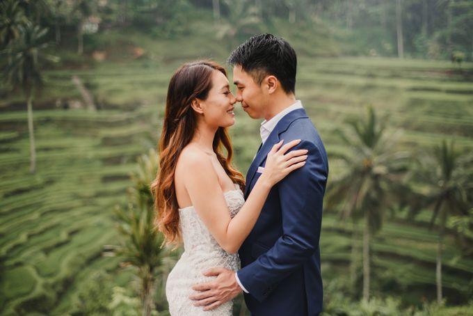 Prewedding Desmond & Joyce by Putri Bali Makeup - 008