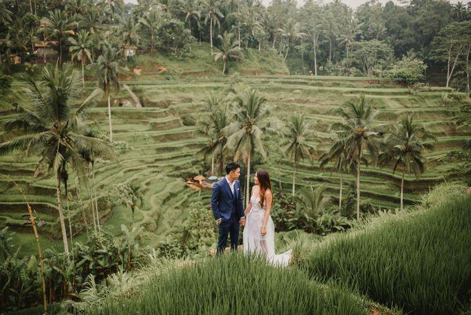 Prewedding Desmond & Joyce by Putri Bali Makeup - 009