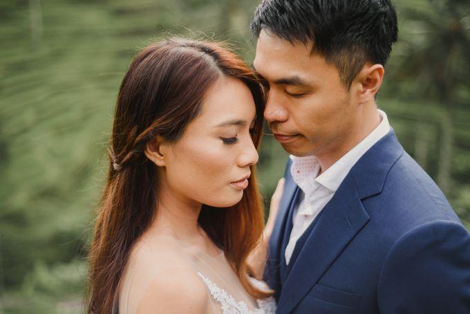 Prewedding Desmond & Joyce by Putri Bali Makeup - 011
