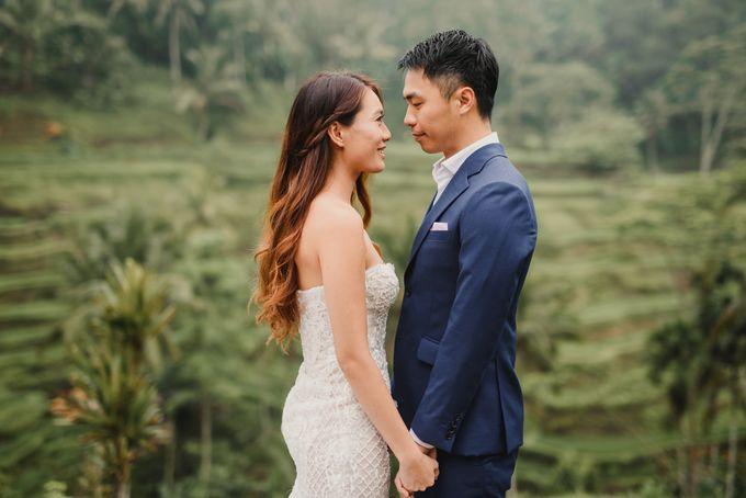 Prewedding Desmond & Joyce by Putri Bali Makeup - 001