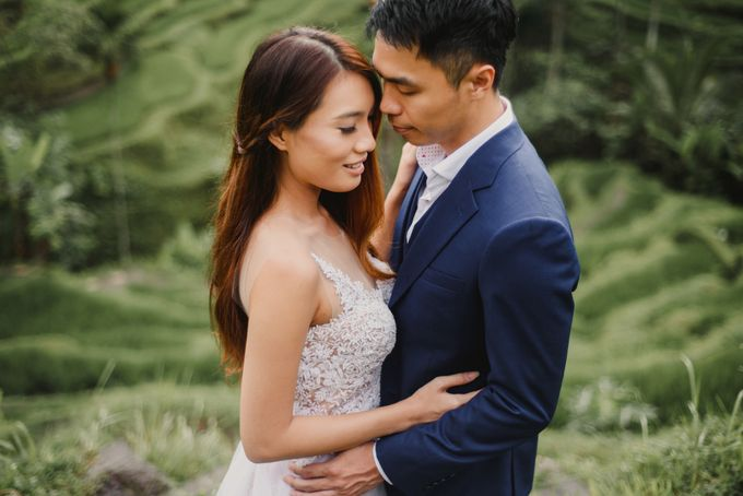 Prewedding Desmond & Joyce by Putri Bali Makeup - 012