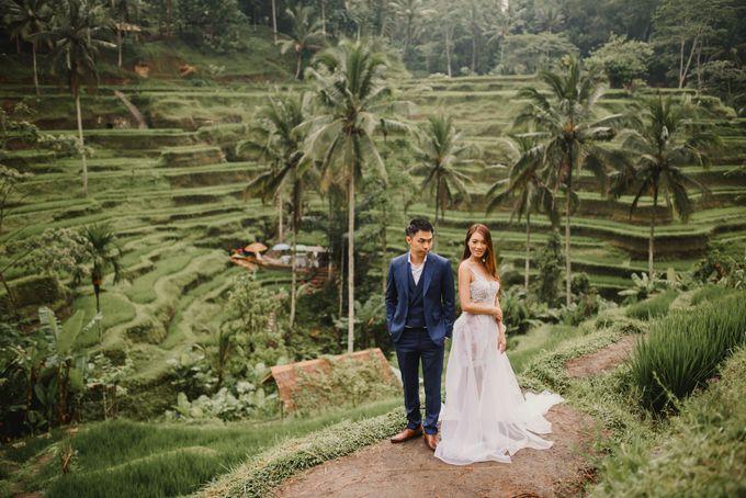 Prewedding Desmond & Joyce by Putri Bali Makeup - 014