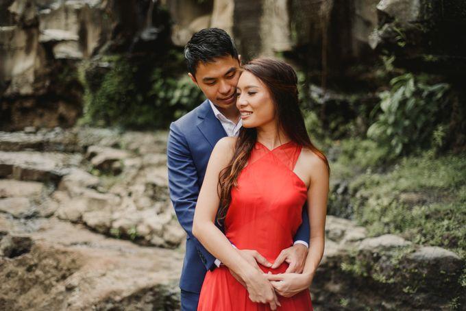 Prewedding Desmond & Joyce by Putri Bali Makeup - 024