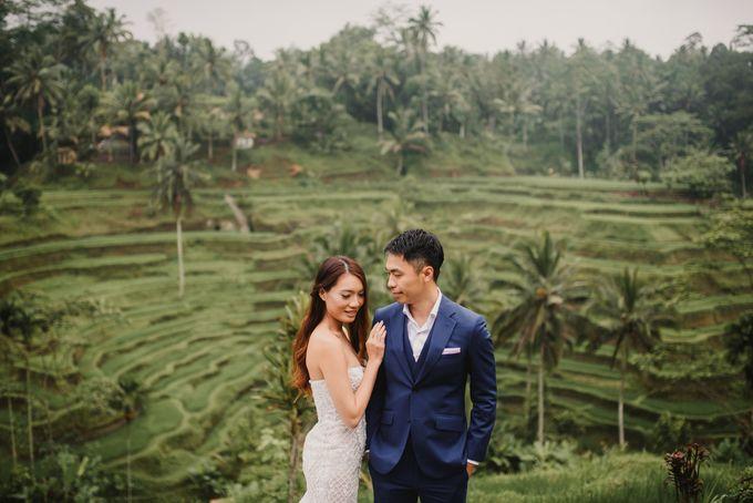 Prewedding Desmond & Joyce by Putri Bali Makeup - 003