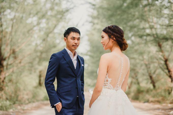 Prewedding Desmond & Joyce by Putri Bali Makeup - 028