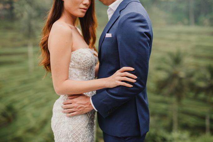 Prewedding Desmond & Joyce by Putri Bali Makeup - 004