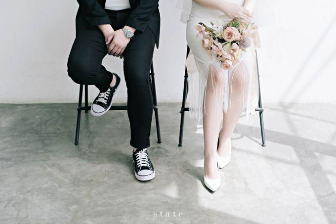 Prewedding - Edward & Sela by State Photography - 004
