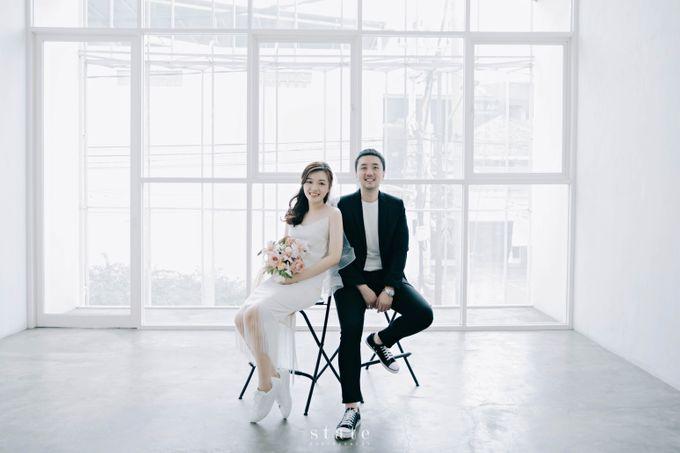 Prewedding - Edward & Sela by State Photography - 003