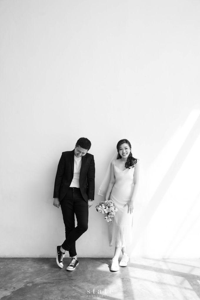 Prewedding - Edward & Sela by State Photography - 007