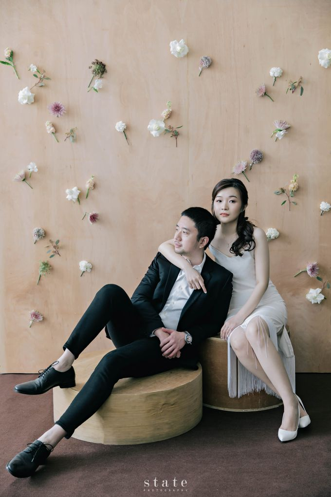 Prewedding - Edward & Sela by State Photography - 010