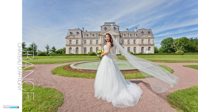 World Pre-Wedding Tour 2017 by Brian Chong Photography - 009