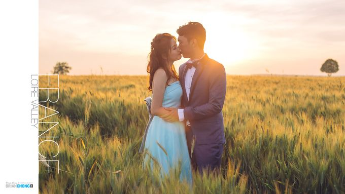 World Pre-Wedding Tour 2017 by Brian Chong Photography - 012