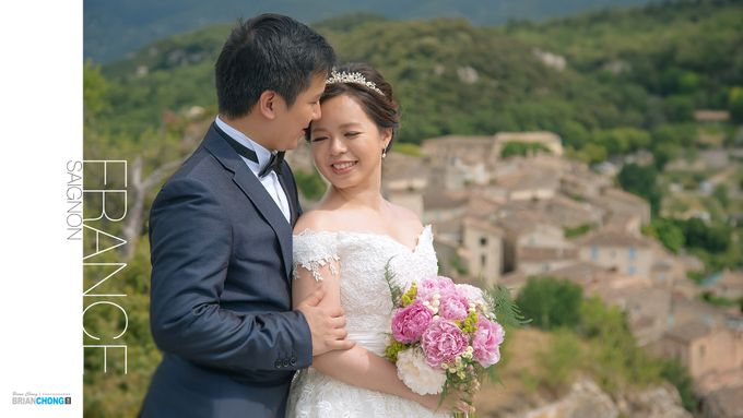World Pre-Wedding Tour 2017 by Brian Chong Photography - 014