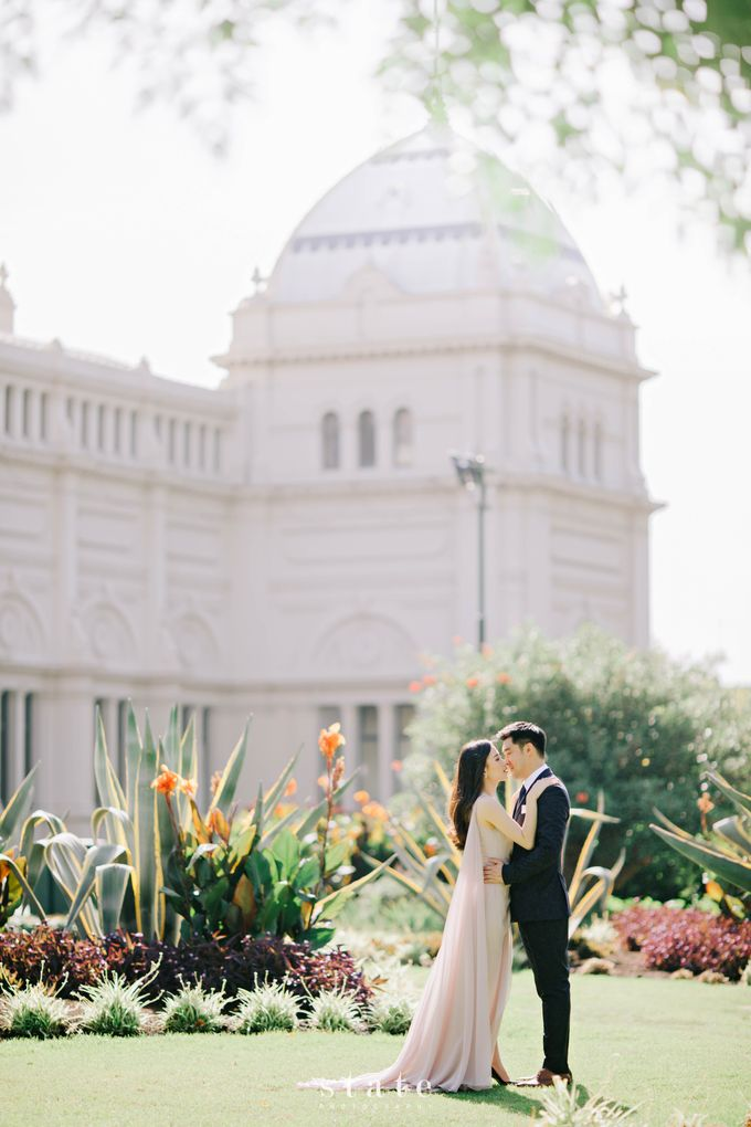 Prewedding - Franky & Vinone by State Photography - 027