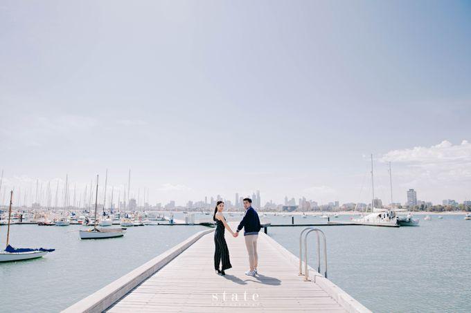 Prewedding - Franky & Vinone by State Photography - 019
