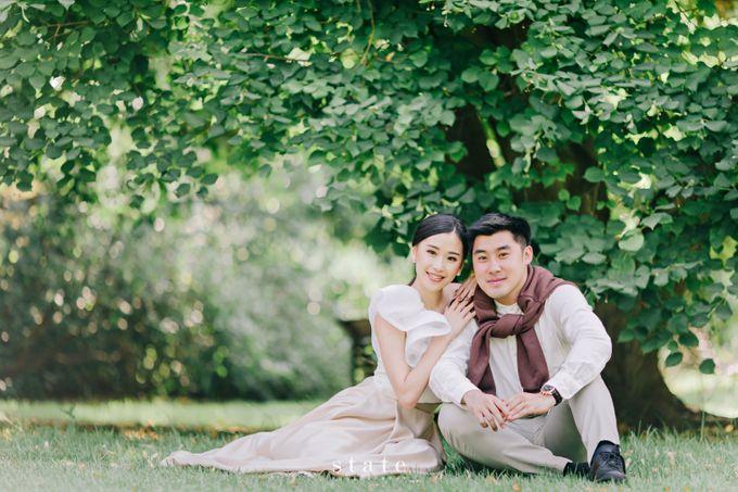 Prewedding - Franky & Vinone by State Photography - 043