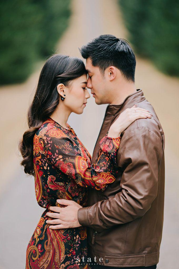 Prewedding - Franky & Vinone by State Photography - 035