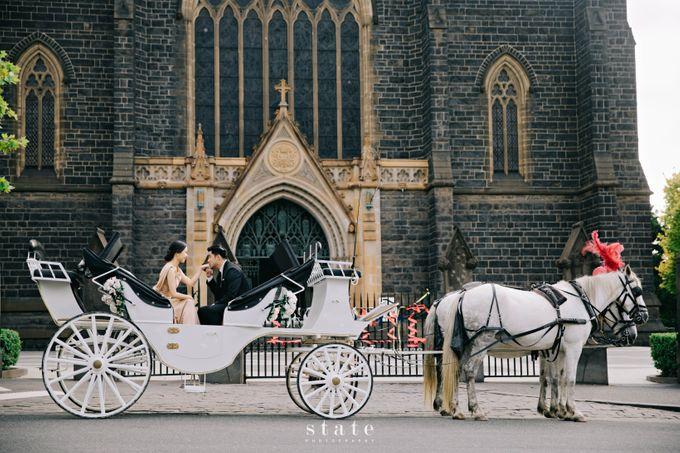 Prewedding - Franky & Vinone by State Photography - 017