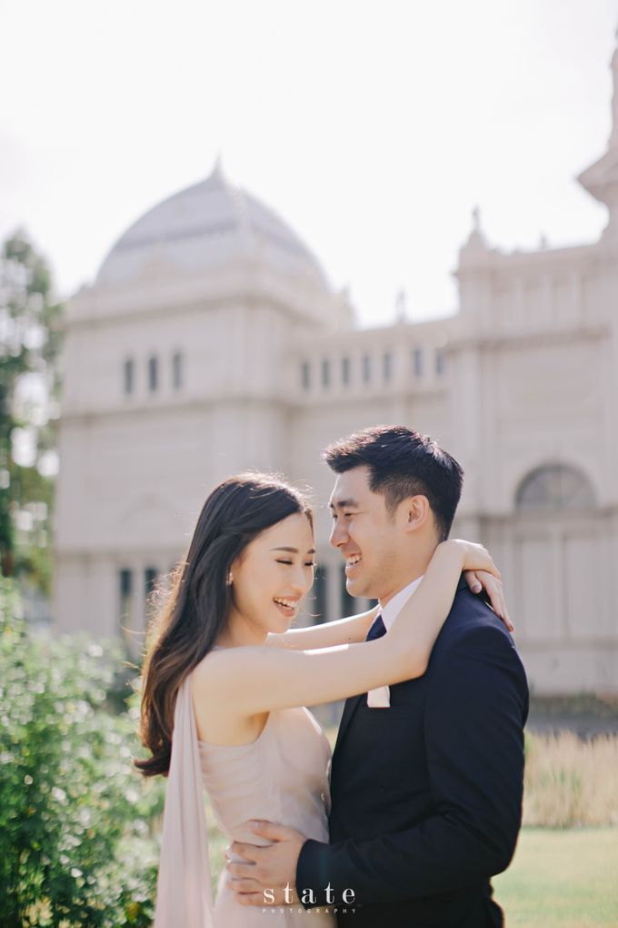 Prewedding - Franky & Vinone by State Photography - 028