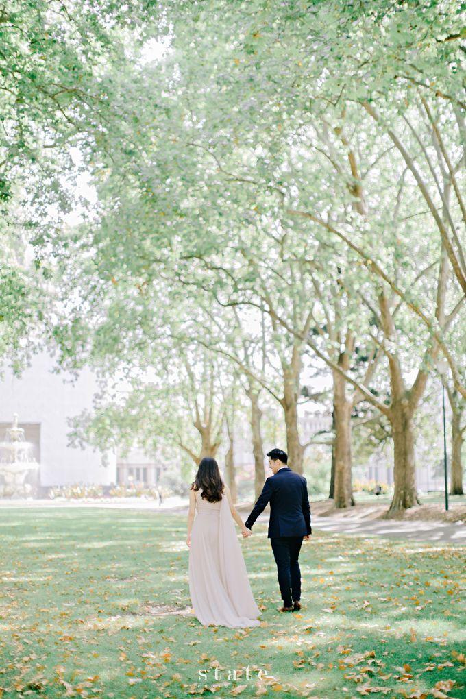 Prewedding - Franky & Vinone by State Photography - 024