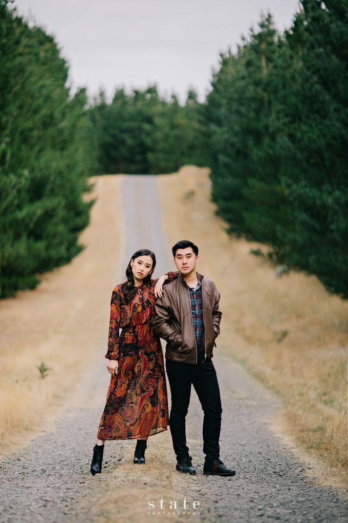 Prewedding - Franky & Vinone by State Photography - 037