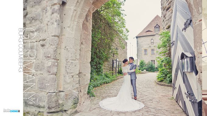 World Pre-Wedding Tour 2017 by Brian Chong Photography - 015