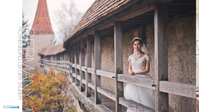 World Pre-Wedding Tour 2017 by Brian Chong Photography - 018
