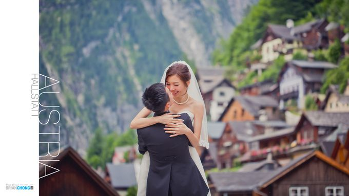 World Pre-Wedding Tour 2017 by Brian Chong Photography - 020