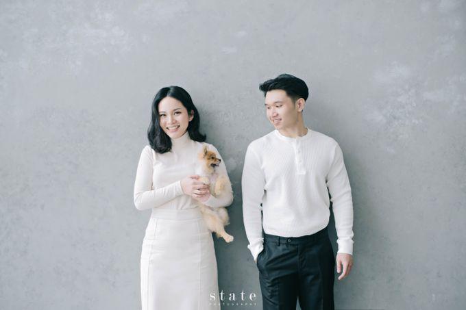Prewedding - Henokh & Michelle by State Photography - 018