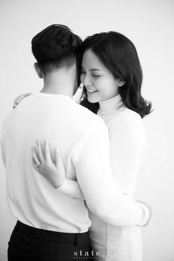 Prewedding - Henokh & Michelle by State Photography - 016