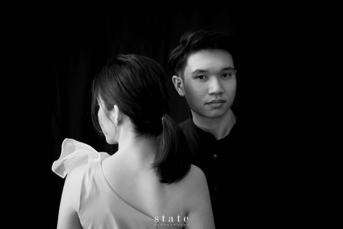 Prewedding - Henokh & Michelle by State Photography - 009