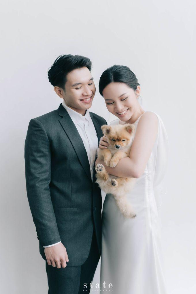 Prewedding - Henokh & Michelle by State Photography - 022