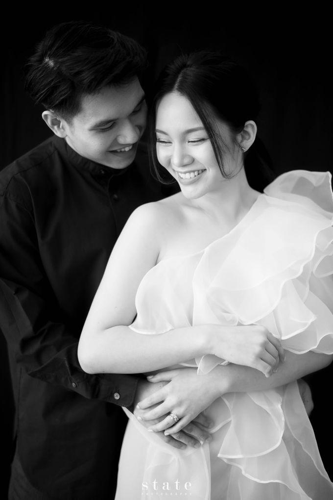 Prewedding - Henokh & Michelle by State Photography - 006