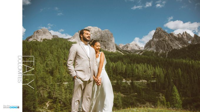 World Pre-Wedding Tour 2017 by Brian Chong Photography - 023