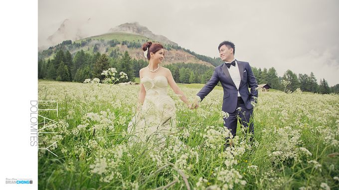 World Pre-Wedding Tour 2017 by Brian Chong Photography - 024