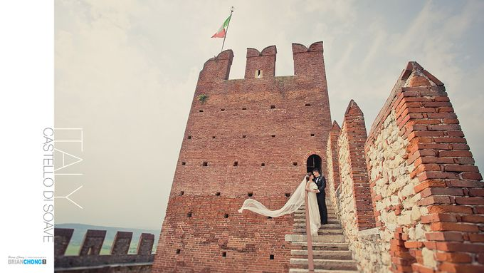 World Pre-Wedding Tour 2017 by Brian Chong Photography - 025