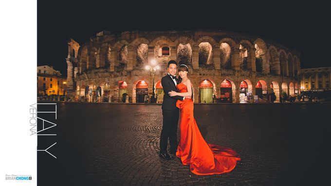 World Pre-Wedding Tour 2017 by Brian Chong Photography - 026