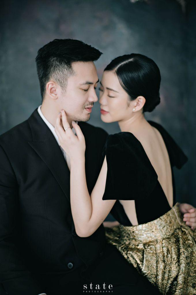 Prewedding - Ivan & Karina by State Photography - 007