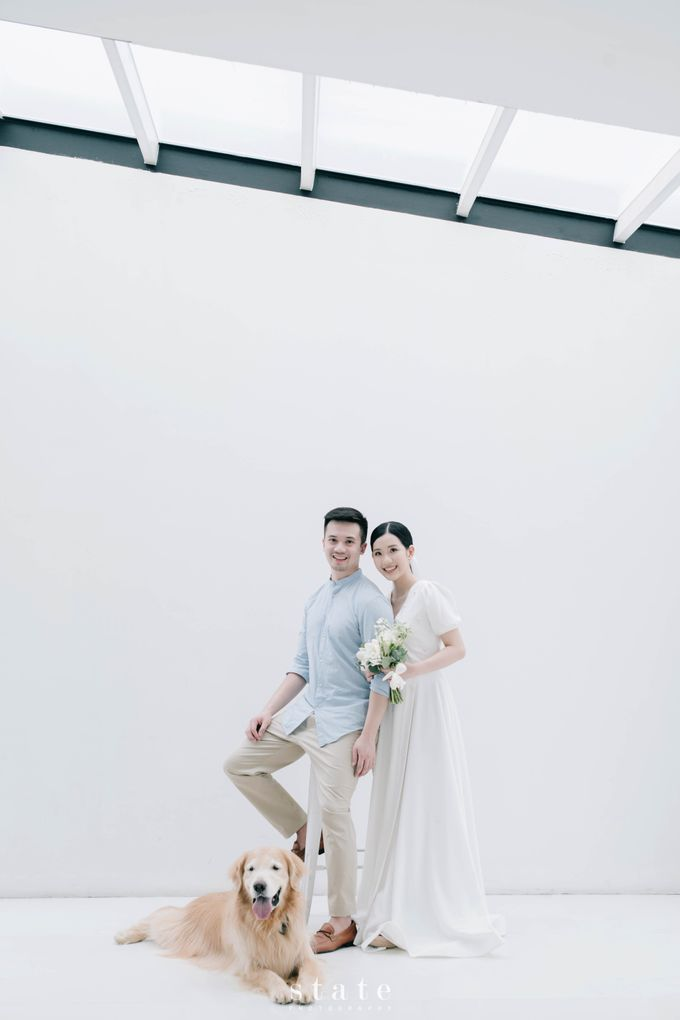 Prewedding - Ivan & Karina by State Photography - 016