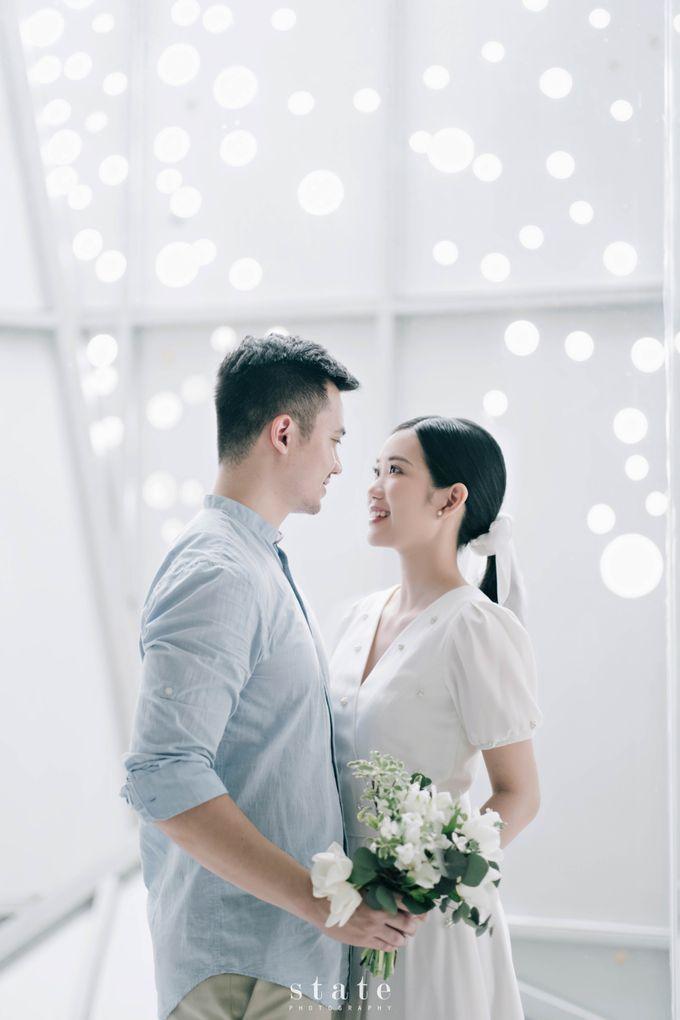 Prewedding - Ivan & Karina by State Photography - 019