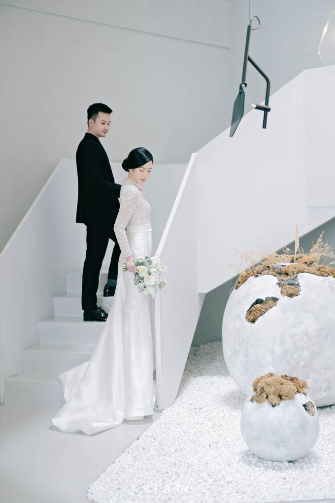 Prewedding - Ivan & Karina by State Photography - 013