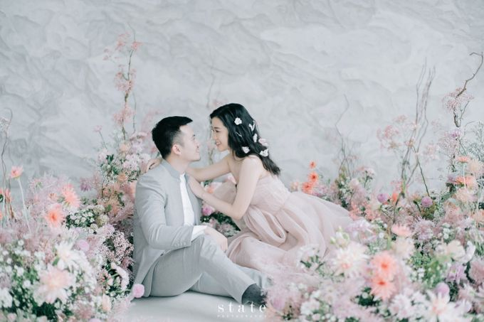 Prewedding - Ivan & Karina by State Photography - 030