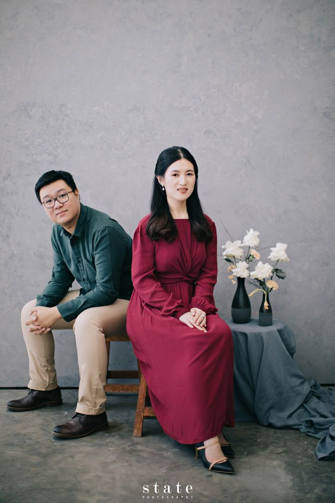 Prewedding - Januar & Febry by State Photography - 001