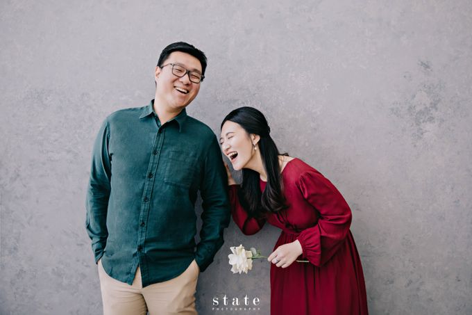 Prewedding - Januar & Febry by State Photography - 004