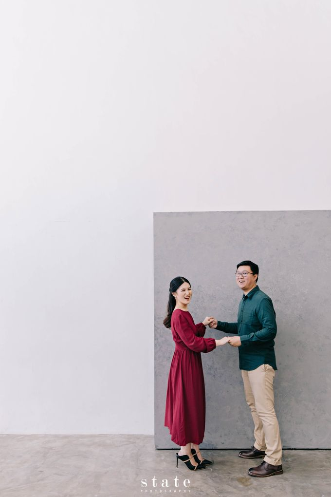 Prewedding - Januar & Febry by State Photography - 007