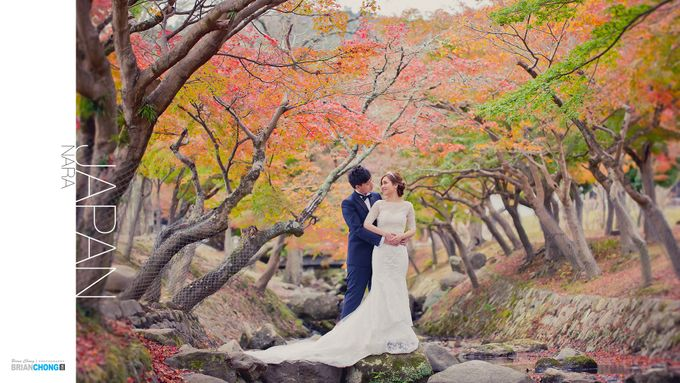 World Pre-Wedding Tour 2017 by Brian Chong Photography - 027